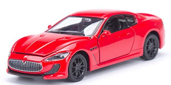 โมเดลรถเหล็ก โมเดลรถยนต์ Maserati 1