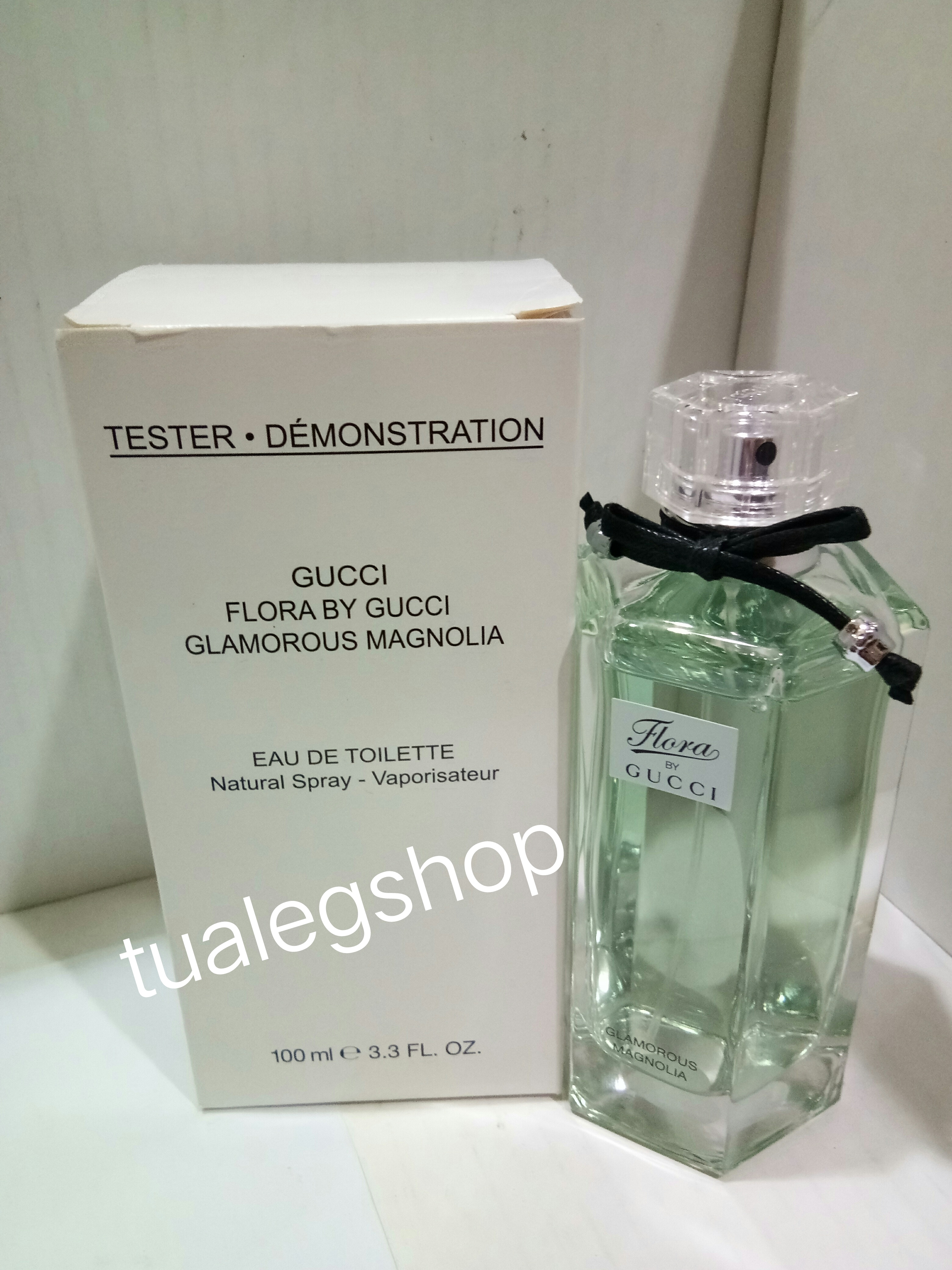 Gucci Flora by Gucci Gracious Tuberose for women EDT 100 ml(tester box)