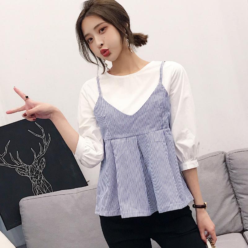 JY21930#เสื้อเชิ้ตแบบสวยๆ