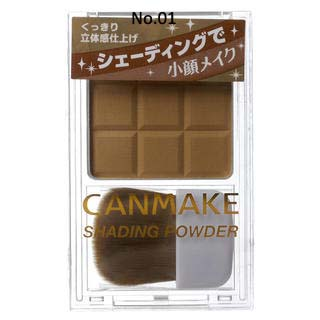 Canmake - Shading Powder #No.01 Danish Brown