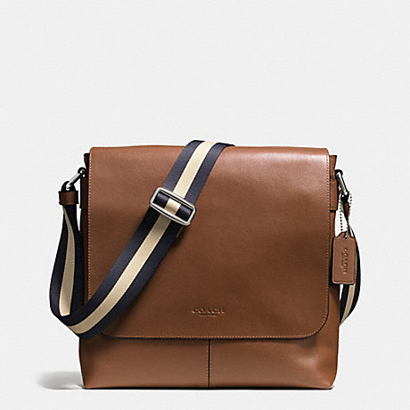 กระเป๋าผู้ชาย COACH รุ่น SULLIVAN SMALL MESSENGER IN SPORT CALF LEATHER F72362