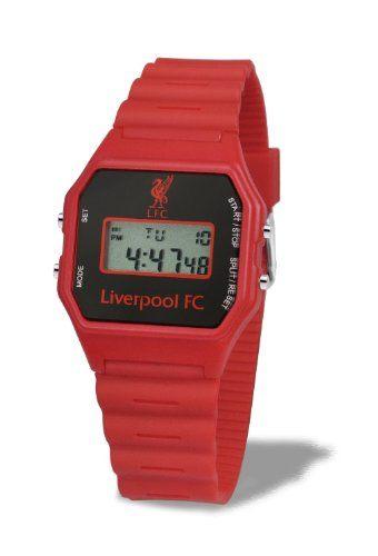 นาฬิกาลิเวอร์พูล ของแท้ 100% Liverpool Children's Quartz Stop Watch