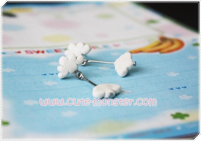 Cute white cloud