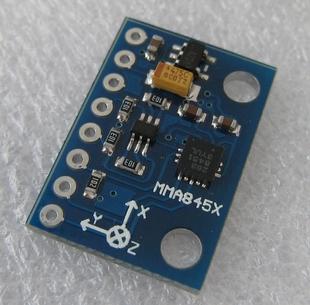 3-axis Accelerometer Module (MMA8451)