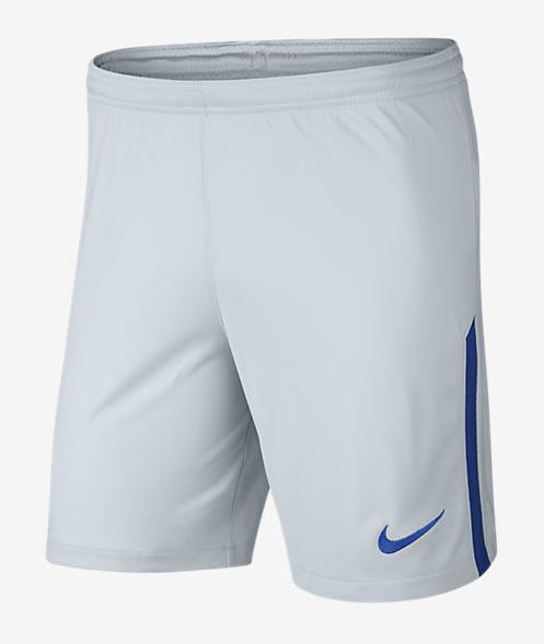 กางเกงไนกี้เชลซี 2017 2018 ทีมเยือน สเตเดี้ยมเวอร์ชั่นของแท้