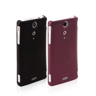 Case ROCK nakedshell Naked Ultra-thin series for Sony Xperia TX - Hayabusa