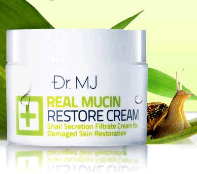 Dr.MJ Real Mucin Restore Cream 50ml