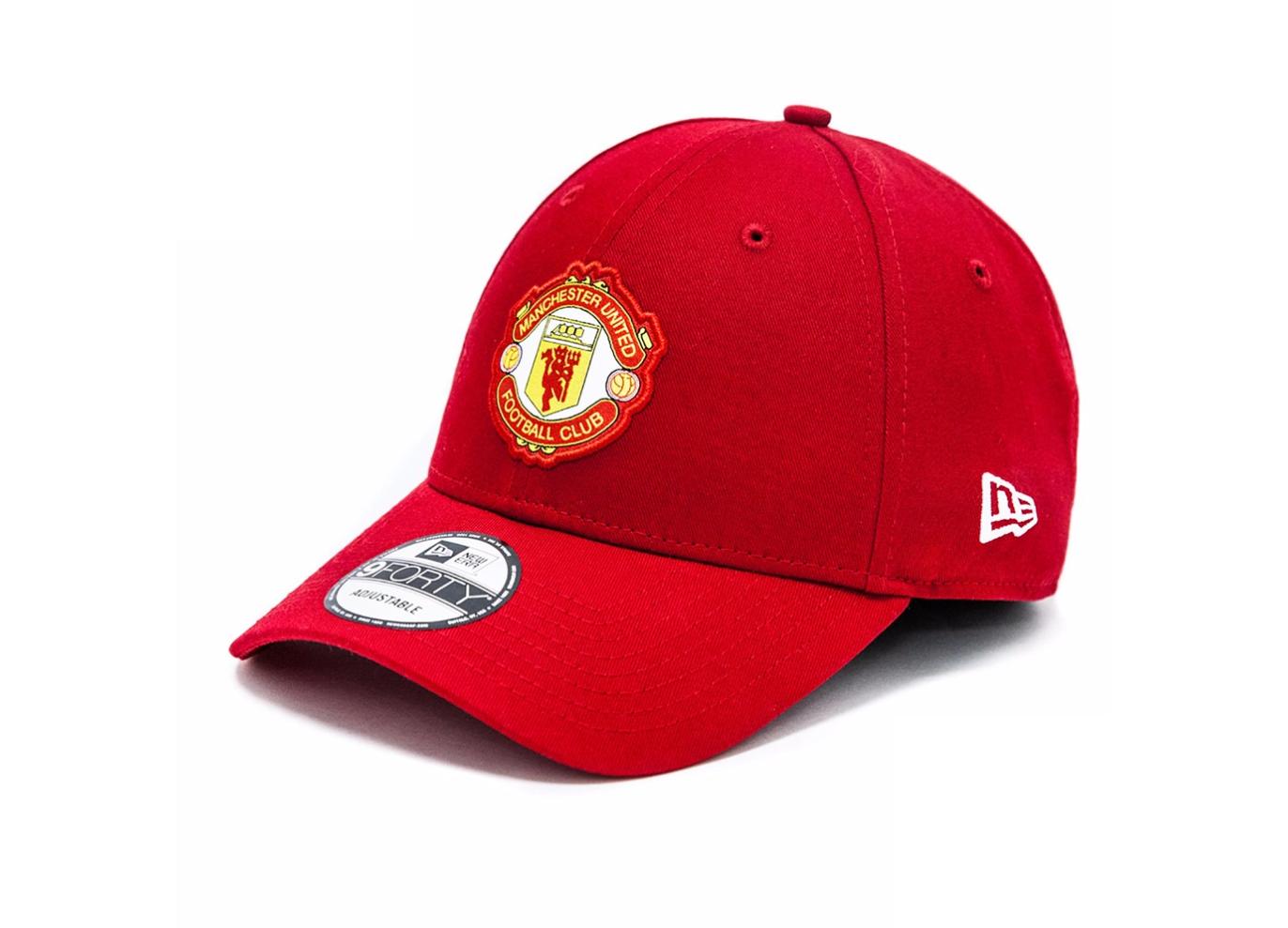 หมวกแก๊ปแมนเชสเตอร์ ยูไนเต็ด New Era Limited Edition 1977 Retro 9FORTY ของแท้