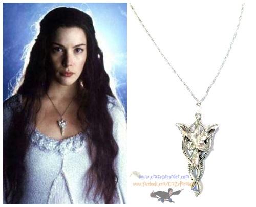 Arwen Evenstar Necklace