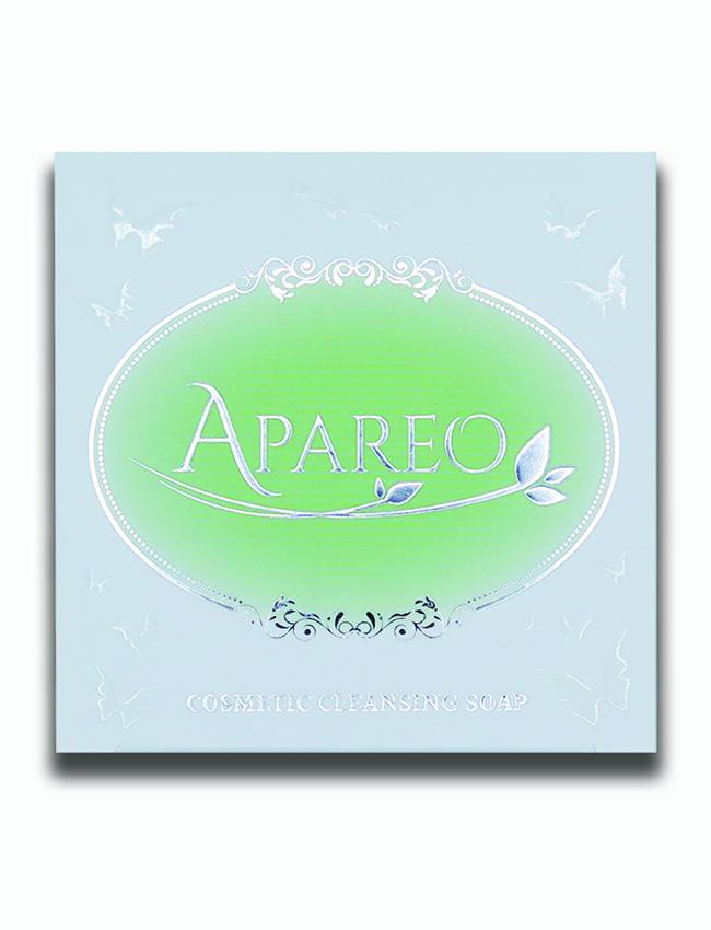 สบู่ล้างเครื่องสำอางค์ APAREO COSMETIC CLEANSING SOAP