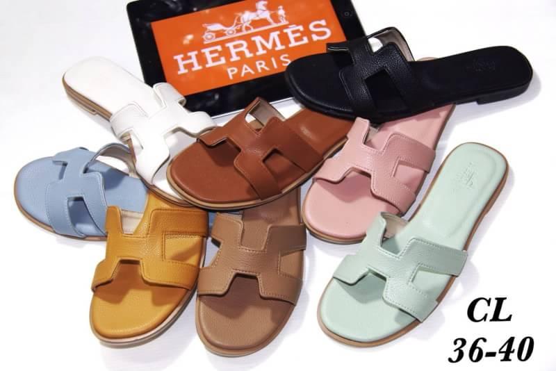 รองเท้าแตะ Hermes