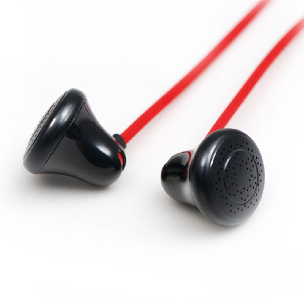 ขาย หูฟัง เอียบัด MRice E100A รุ่น Earbell หูฟังเอียบัด แฟชั่น เสียงดี มีไมค์ในตัว ทรงระฆังที่ได้รับการกล่าวขานในเว็บนอกอย่างมากมาย รองรับ Smartphone ios android