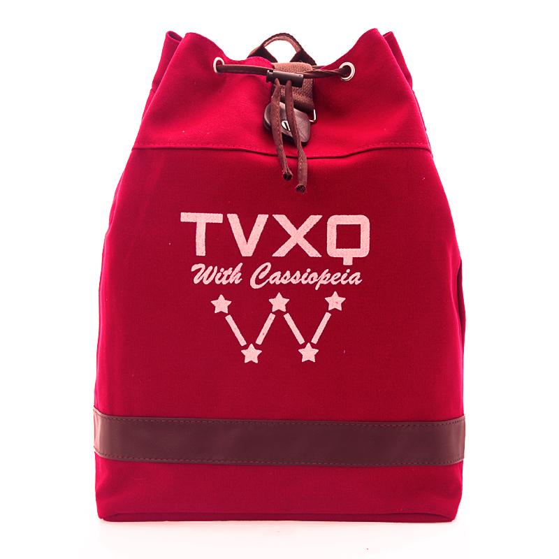 กระเป๋าเป้แบบมีหูรูด TVXQ!