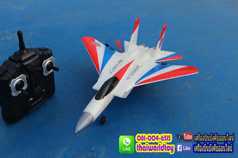 F-15 Eagle เครื่องบินบังคับ