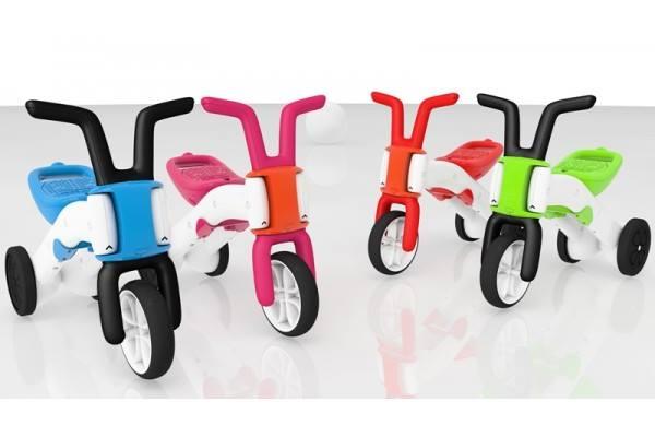 Chillafish : BUNZI Balance Bike & Tricycle