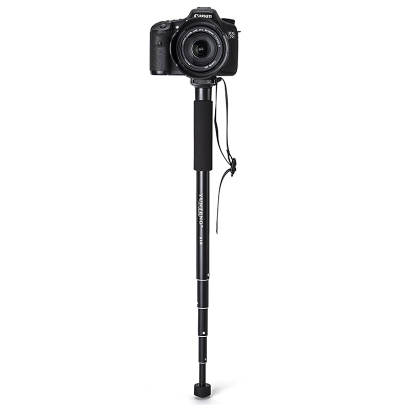 Monopod สำหรับกล้อง DSLR,Mirrorless,โทรศัพท์มือถือ Yunteng218 ราคาพิเศษ