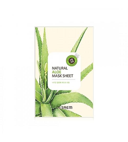 The Saem Natural Aloe Mask Sheet