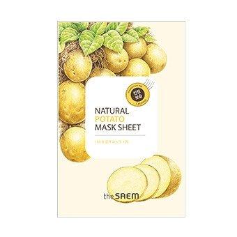 The Saem Natural Potato Mask Sheet