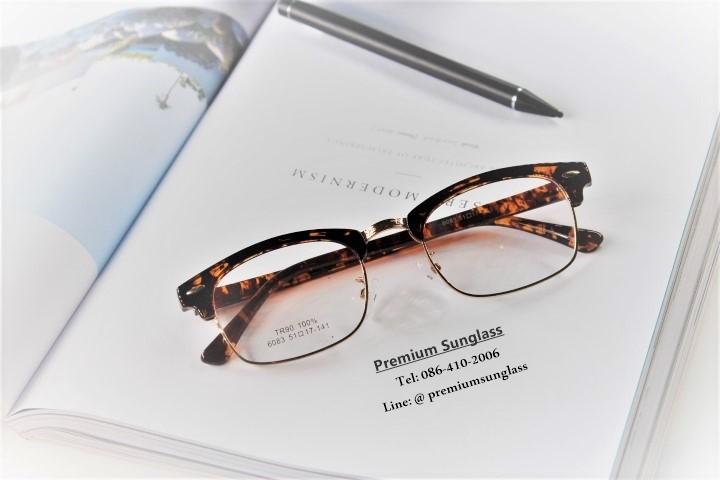 กรอบแว่นสายตา/แว่นกรองแสง CM007