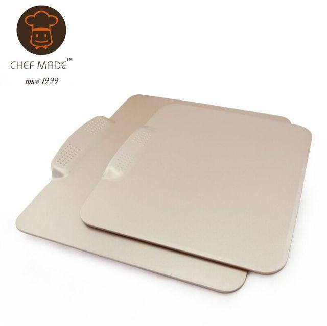 Chef Made แผ่นรอง เทฟล่อน สีทอง (nonstick) 326*290*20mm.