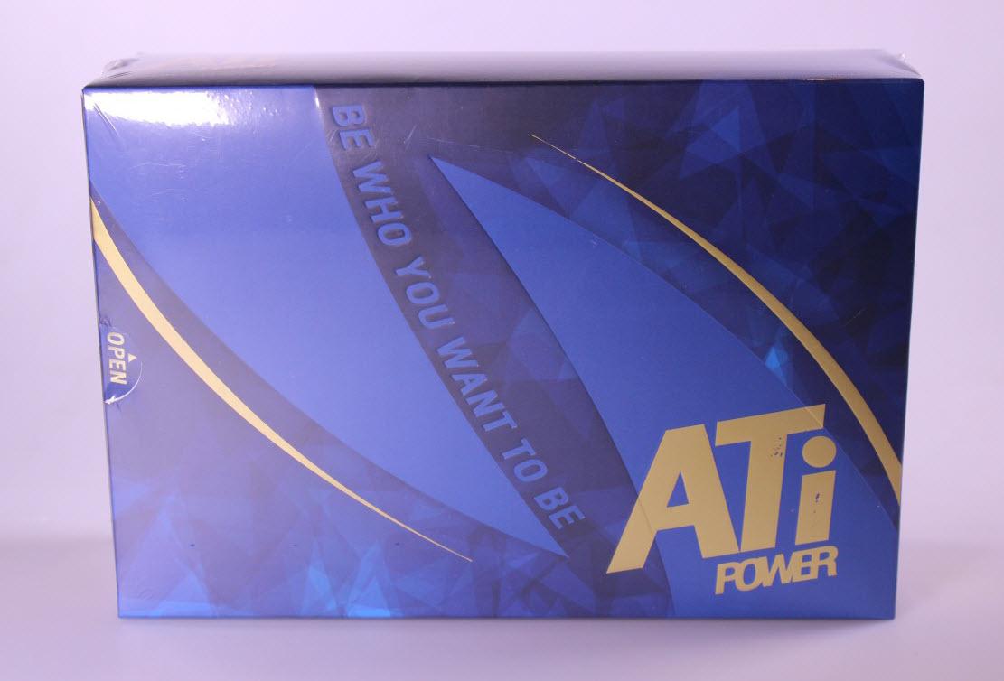 ATI Power (เอทีไอ พาวเวอร์) อั้ม อธิชาติ