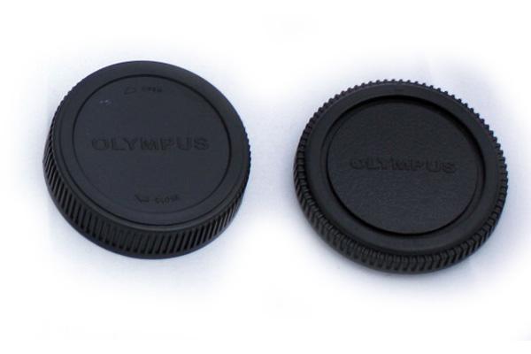 Olympus DSLR ฝาปิดbodyและหลังเลนส์