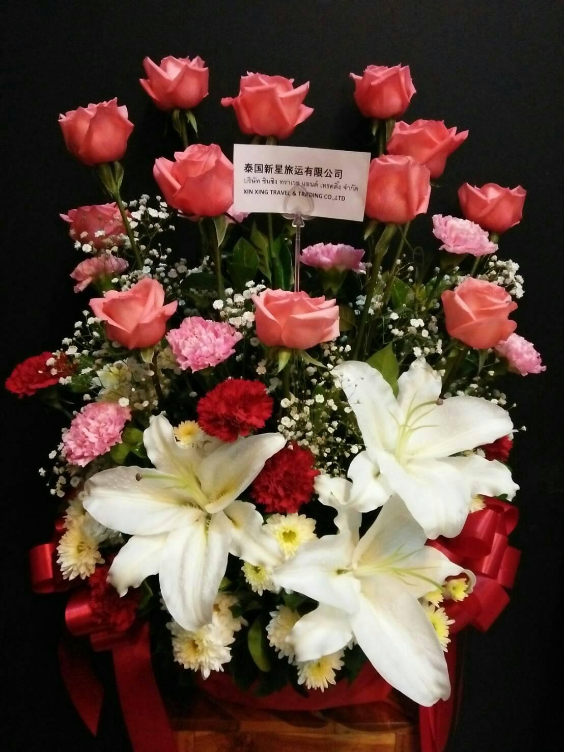 กระเช้าดอกไม้12