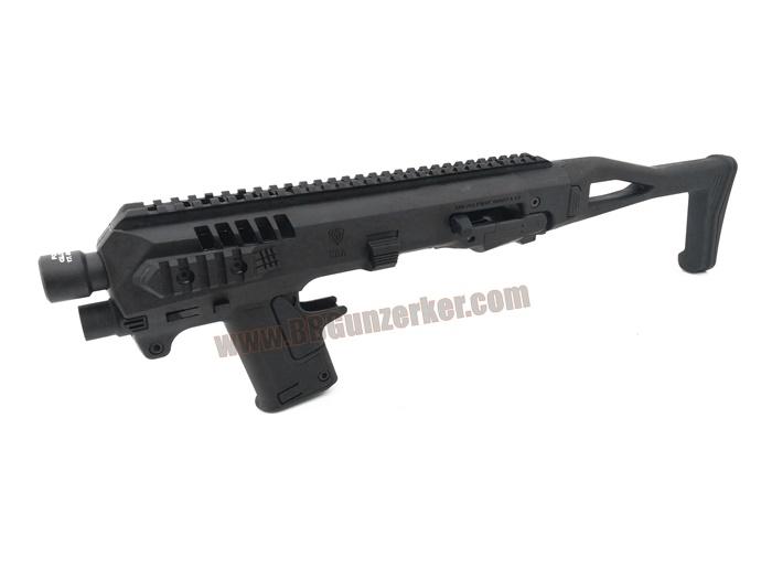 ชุดแต่งปืนสั้น Micro RONI G17 งานแท้ CAA