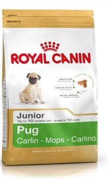 BHN Pug junior สูตรสำหรับลูกสุนัขพันธ์ปั๊ก 1.5 kg.
