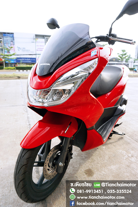 NEW PCX150 รถ10เดือน 6พันโล สภาพป้ายแดง เครื่องแน่นๆ เดิมๆ ราคา 79,000