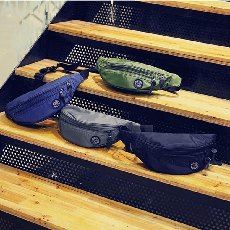FASHION กระเป๋าคาดเอว รุ่น 197 (รอสินค้า15-20วัน)