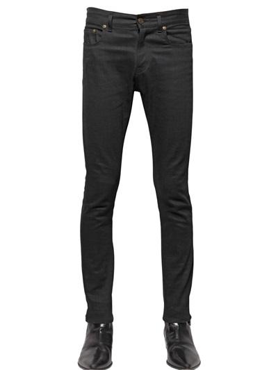 กางเกงยีนส์Saint Laurent Skinny Stretch Denim Jeans
