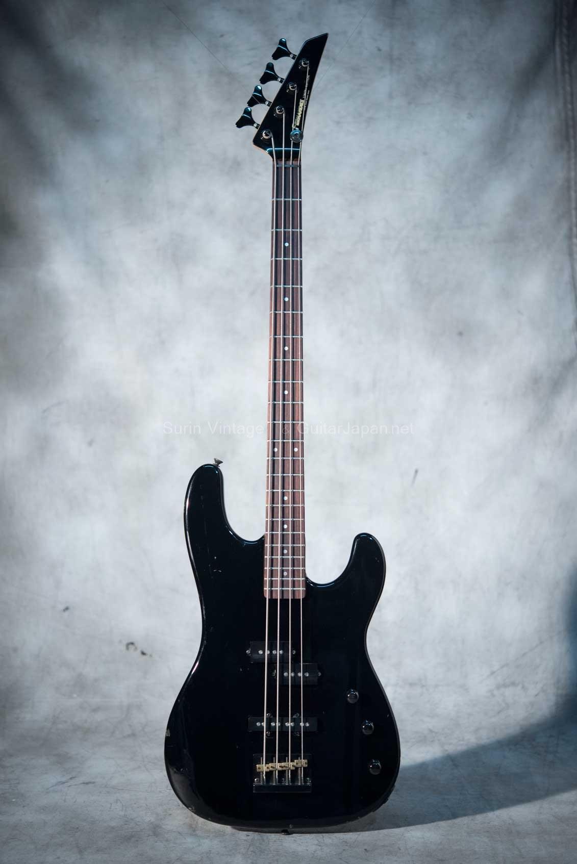 กีต้าร์ Bass ไฟฟ้ามือสอง FERNANDES PJS 50 No.2