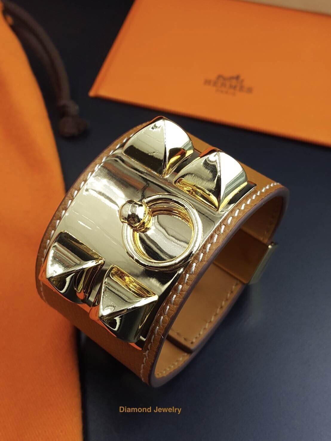 พร้อมส่ง CDC Hermes Bracelet กำไลแอเมส
