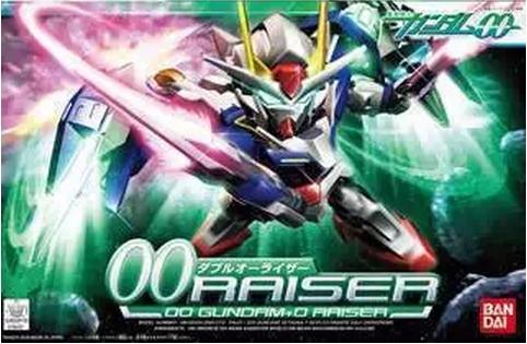 BB322 OO-RAISER