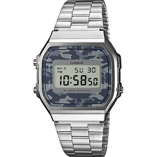 นาฬิกาข้อมือผู้หญิงCasioของแท้ A168WEC-1