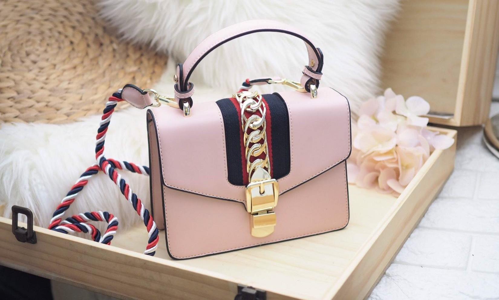 กระเป๋า Fashion แบบ Gucci NO Logoงานเป๊ะปังอลังเว่อร์