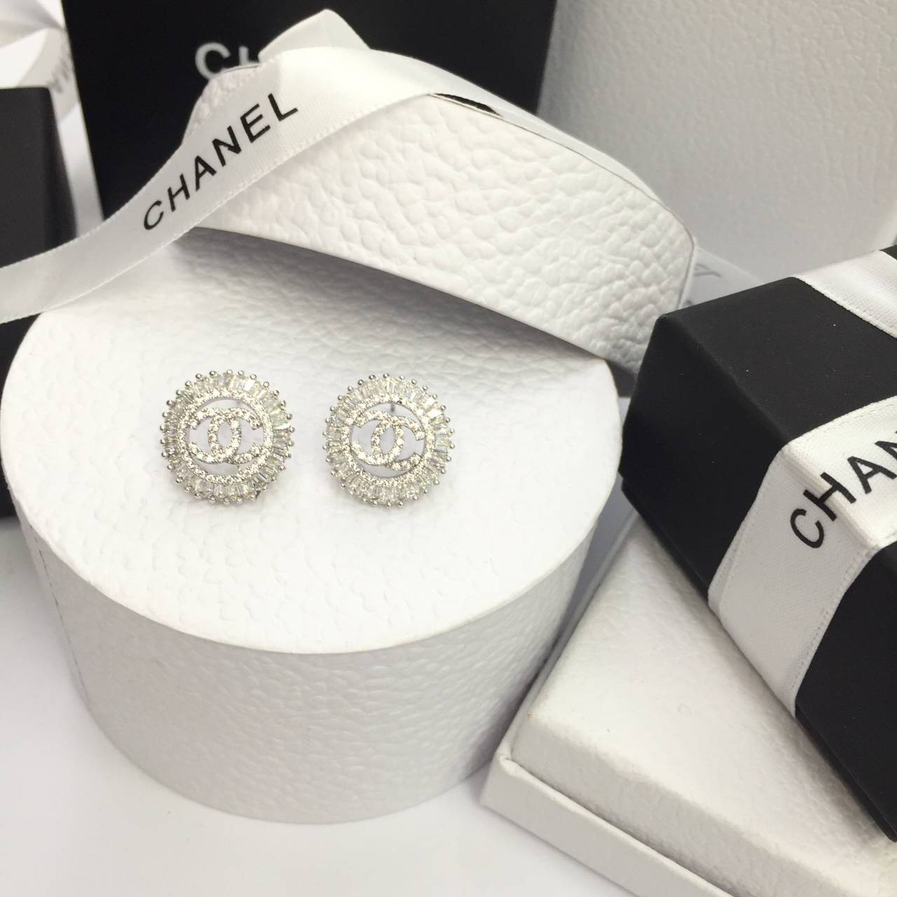Chanel Earring ต่างหูชาแนล งานเกาหลี