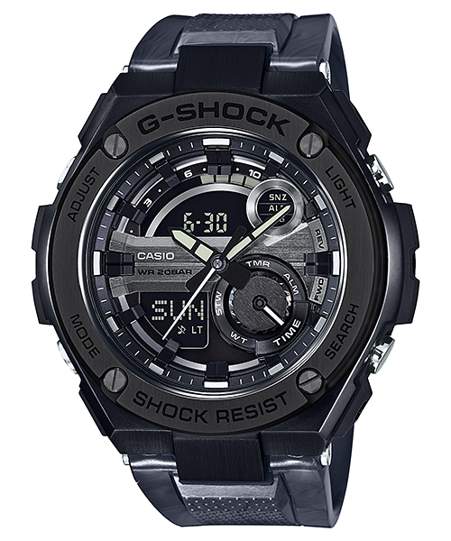 GShock G-Shockของแท้ ประกันศูนย์ GST-210M-1A EndYearSale