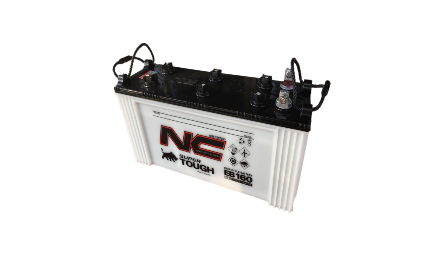 Battery Deep cycle EB160Ah (NC)