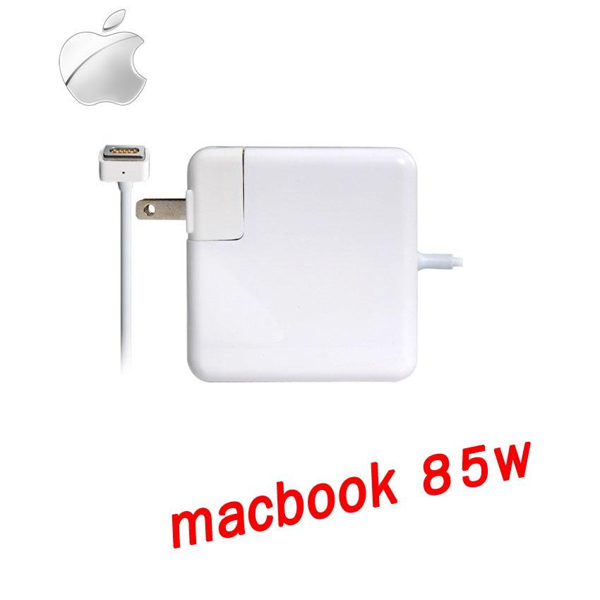 MACbook MagSafe adapter ที่ชาร์จ 85w รุ่นทั่วไป หัวแม่เหล็ก