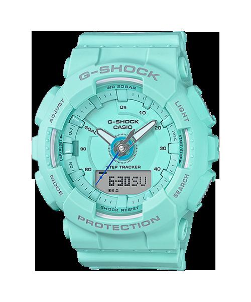 GShock G-Shockของแท้ ประกันศูนย์ G-SHOCK S Series GMA-S130-2A
