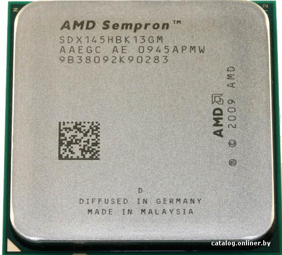 [AM3] Sempron 145 2.7Ghz