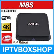 M8S Quadcore2.0 UltraHD 4K