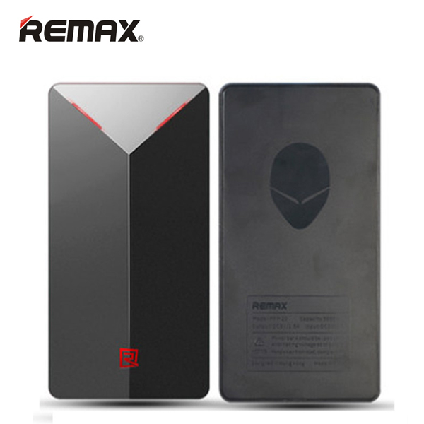 แบตเตอรี่สำรอง Remax ALIENS RPP-20 - ความจุ 5000 mAh
