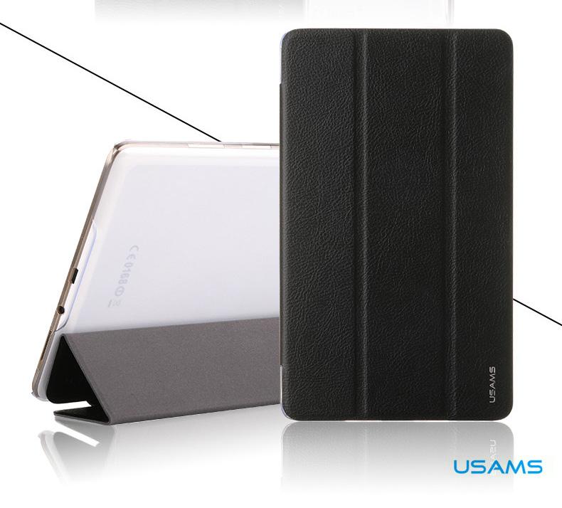เคสฝาพับ Samsung Galaxy Tab S 8.4 ของ USAMS Starry S - สีดำ