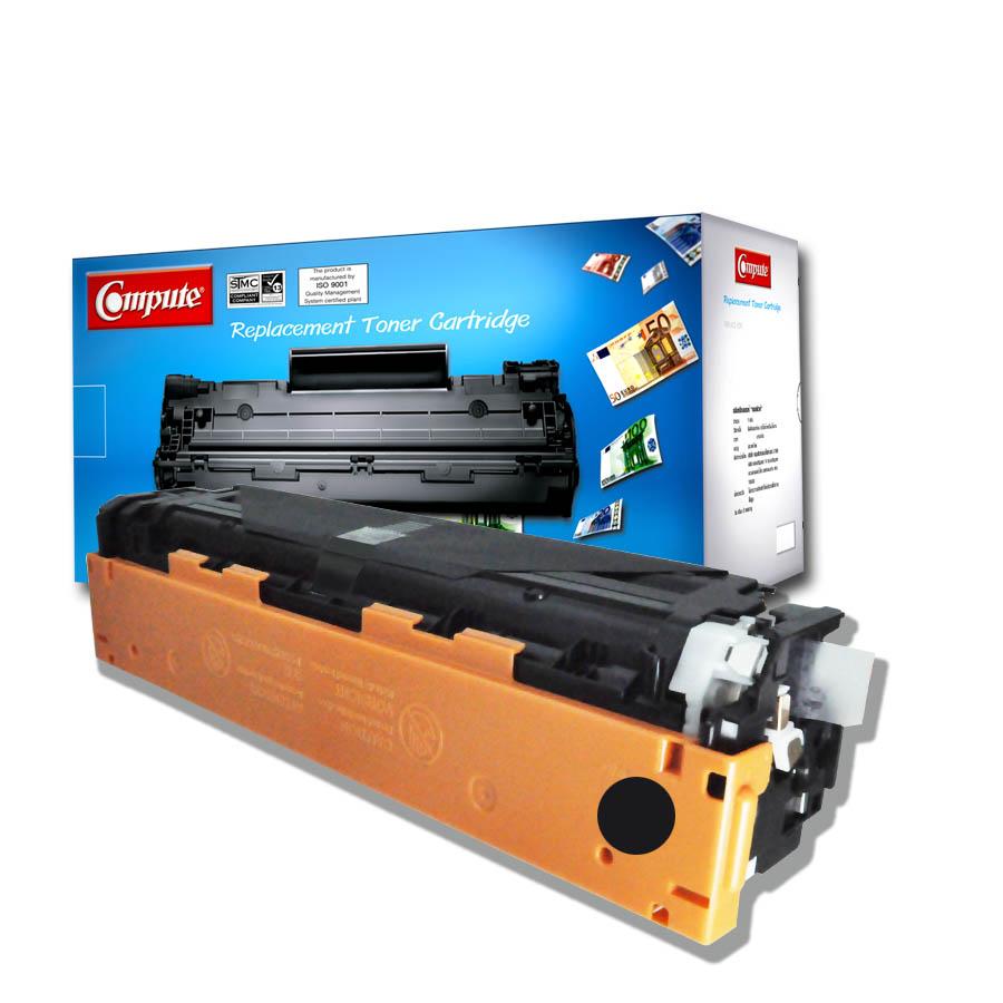 ตลับหมึกเลเซอร์ Canon 331,731 Black Compute (Toner Cartridge)