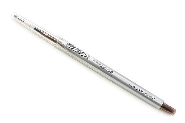ปากกา Uni Style Fit - Pen 0.38mm BrownBlack