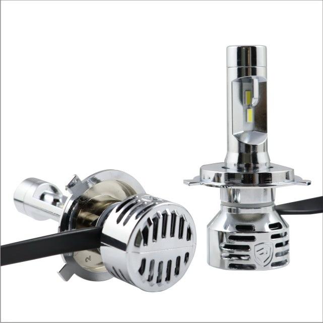 ไฟหน้า LED ขั้ว H4 Lextar Chipx2 36W รุ่น R1