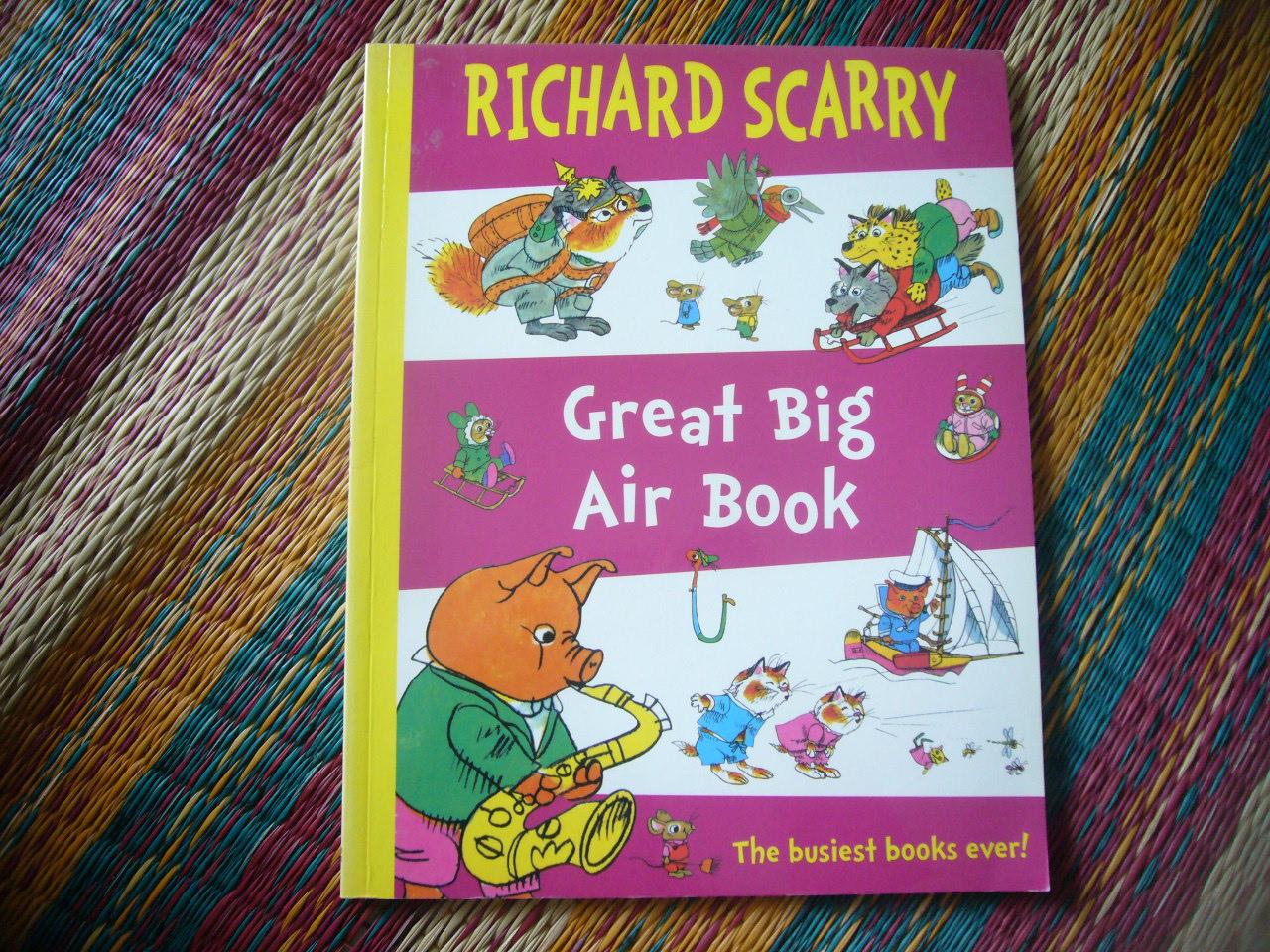 Great Big Air Book